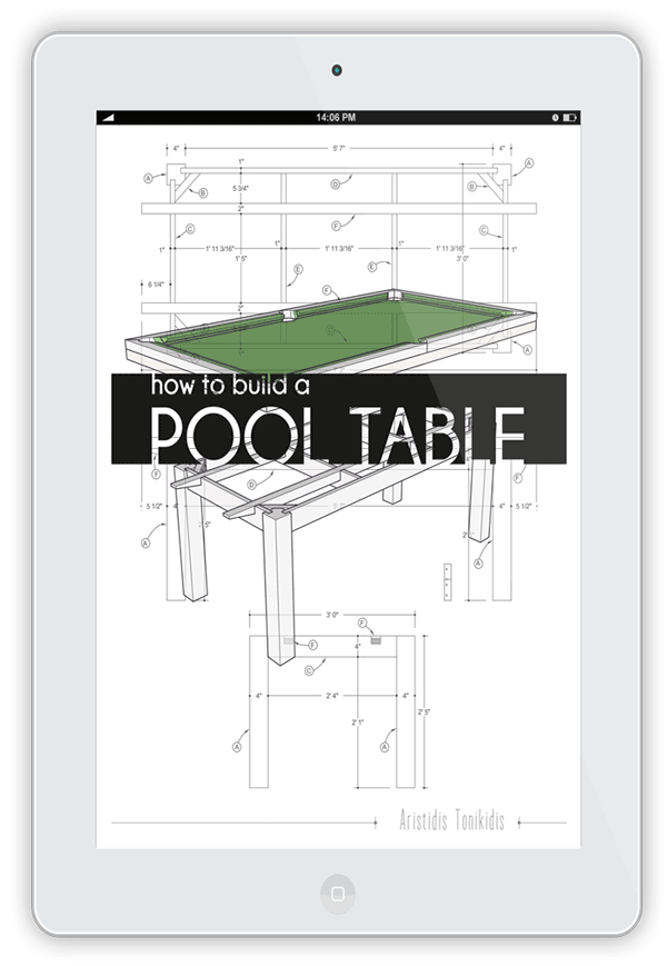How to build a pool or billiards table - Plans to build your ... Pool Table Schematic on tv schematics, pool tool ball ghost, pool hole sizes, whirlpool schematics, computer schematics, elevator schematics, pinball schematics, pool drawing, stereo schematics, air hockey schematics,